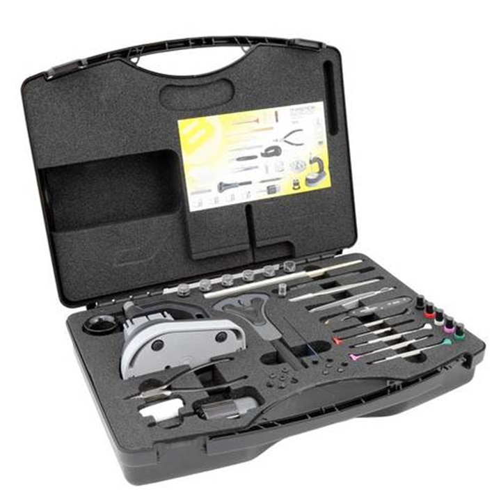 Win a Baume & Mercier Screwdriver Kit