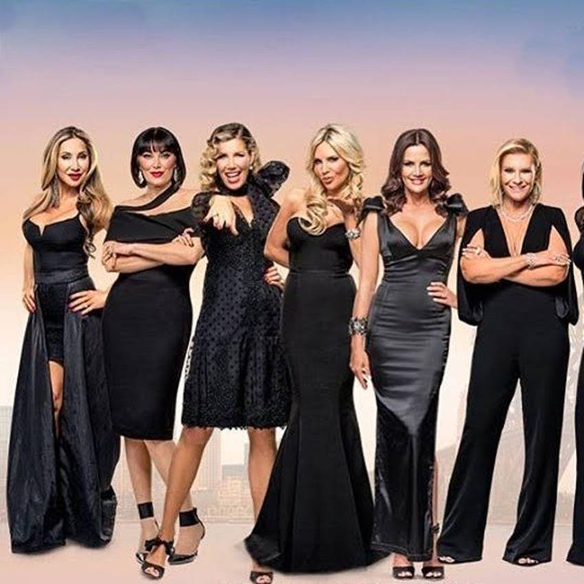 Win A Lunch With The Real Housewives Of Sydney