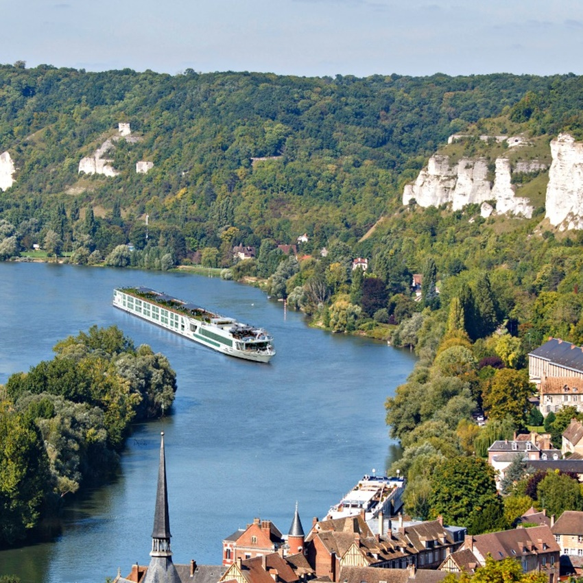 Win A 11 Day Gems Of The Seine River Cruise