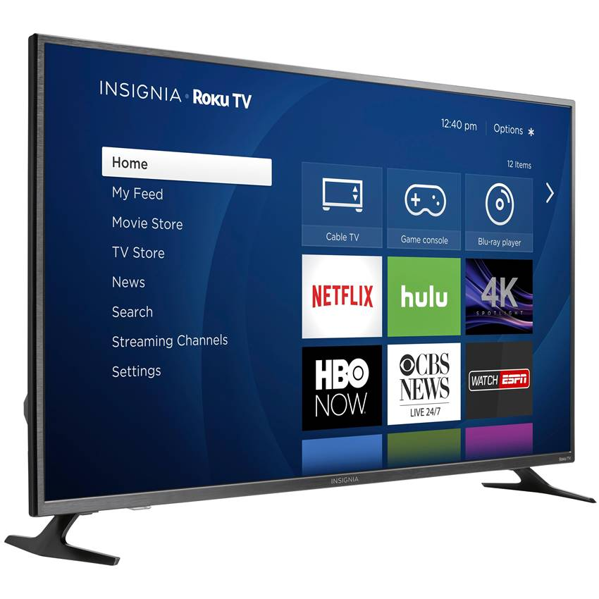 "Win a 65"" Insignia 4K TV"
