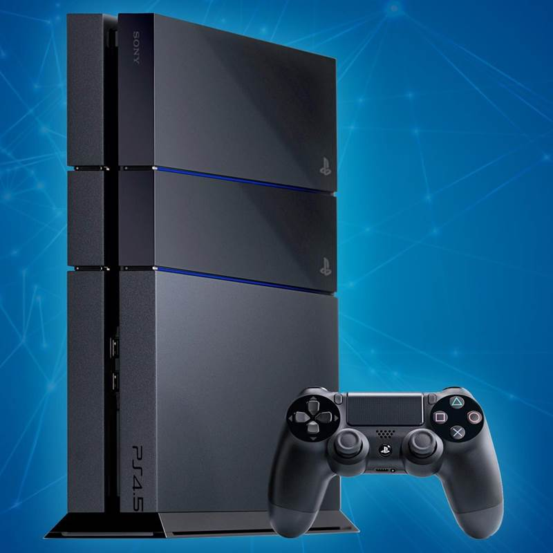 Win a PS4 or an XBOX