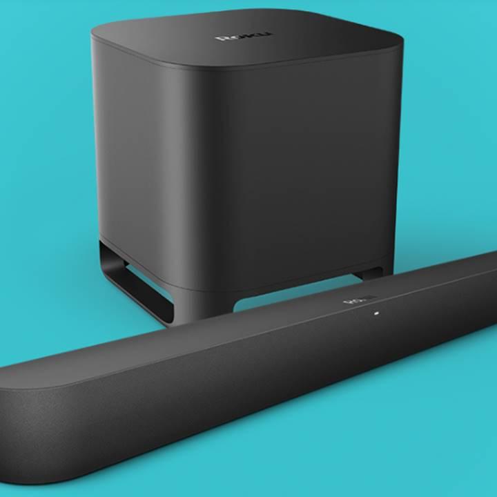Win a Roku Smart Soundbar and a Roku Smart Subwoofer