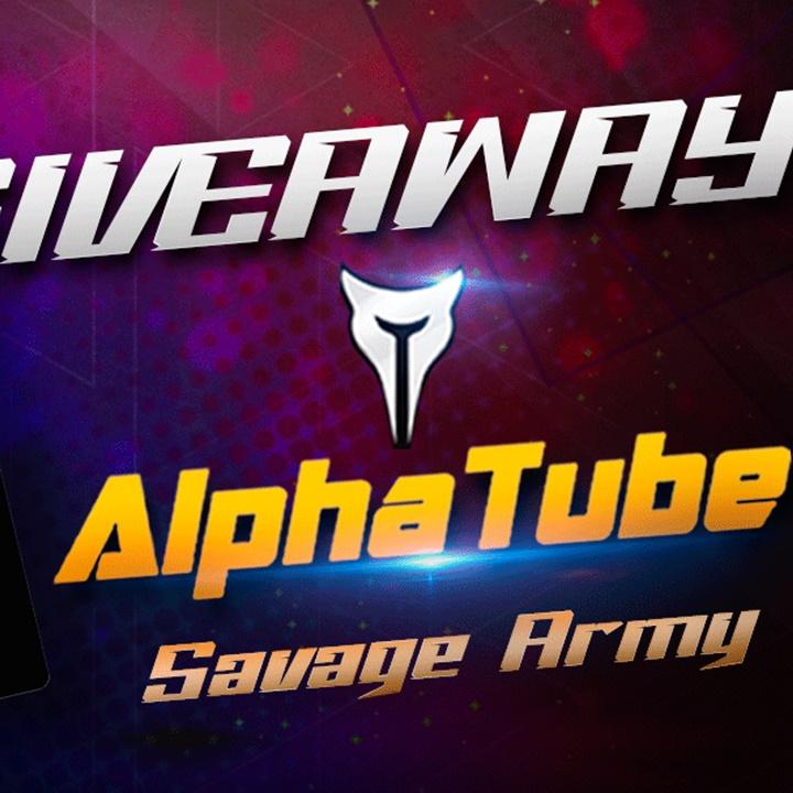 Win a AlphaTube $50