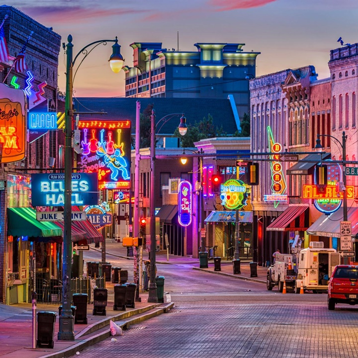 Win a Trip to Memphis