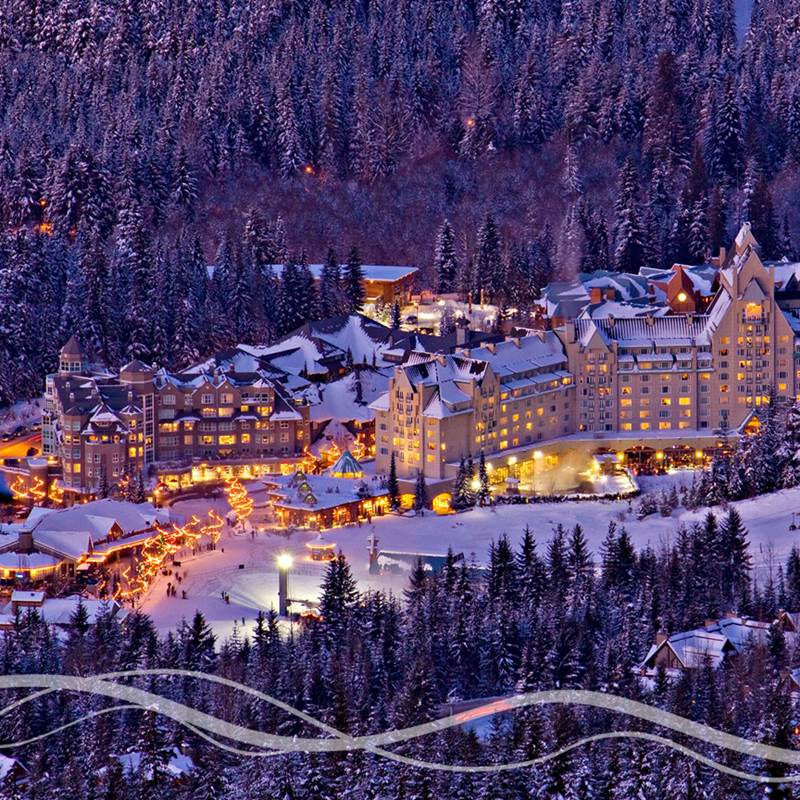 Win a Trip to Whistler