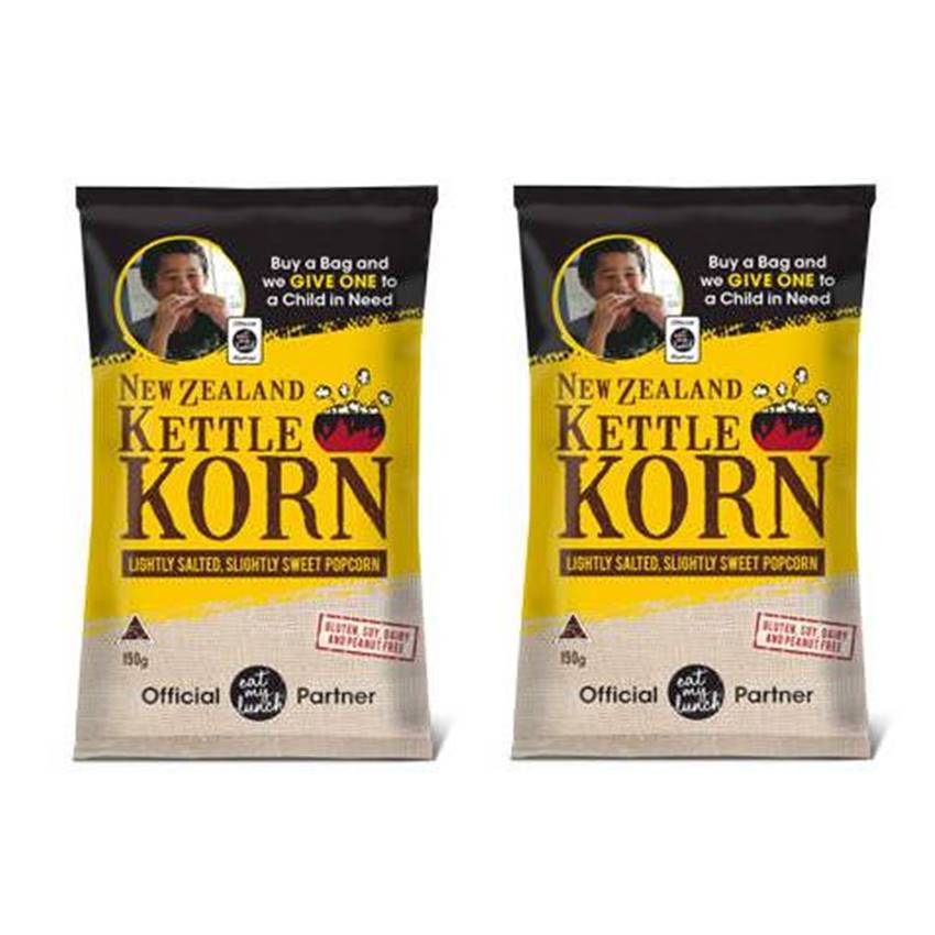WIN 1 of 6 NZ Kettle Korn
