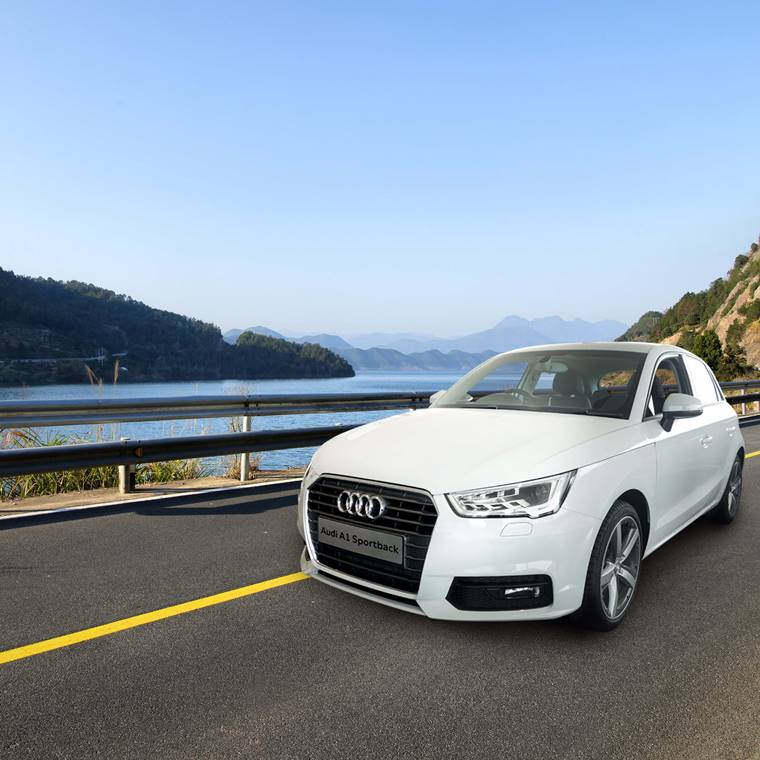 Win A Brand New Audi A1 with Tomorro
