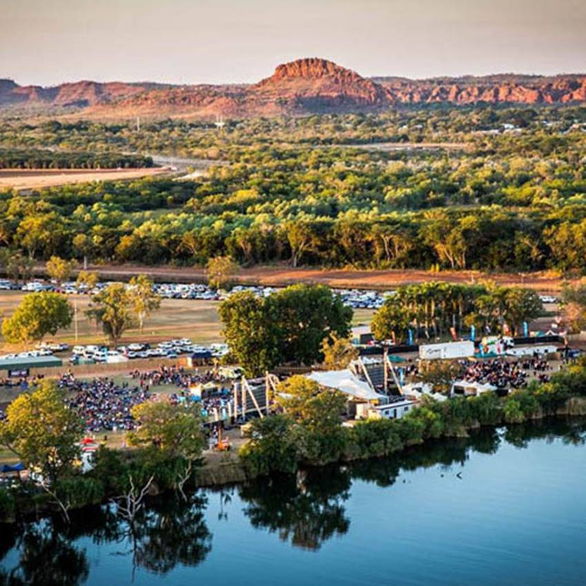 Win The Trip Of A Lifetime To The Argyle Diamonds Ord Valley Muster