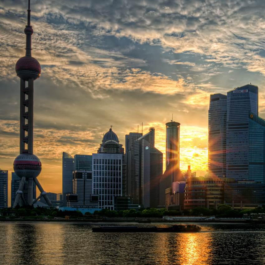 Win A Flights To Shanghai