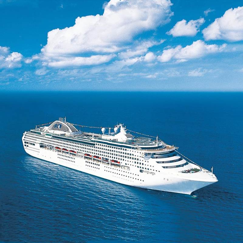 Win a Princess Cruises