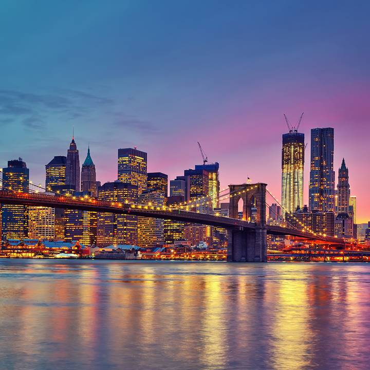 Win a 5 day/4 night trip for 2 to New York