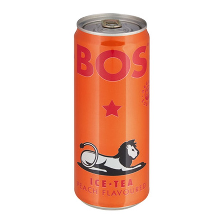 Win a Prize Package from BOS Iced Tea