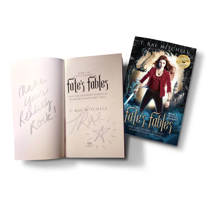 Win a Signed Paperbacks