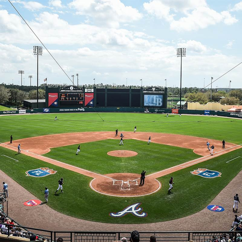 Win a 2017 Braves Spring Training in Florida