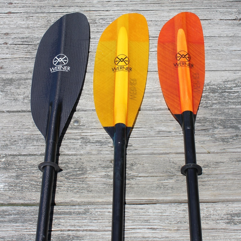 Win a Werner Paddles