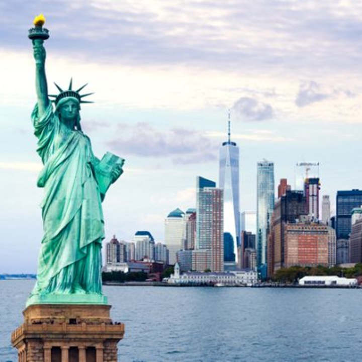 Win a Trip for 2 to NYC