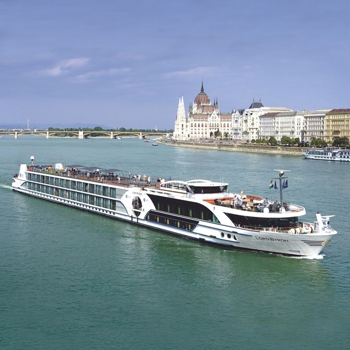 Win a 7 Nights with Riviera River Cruises