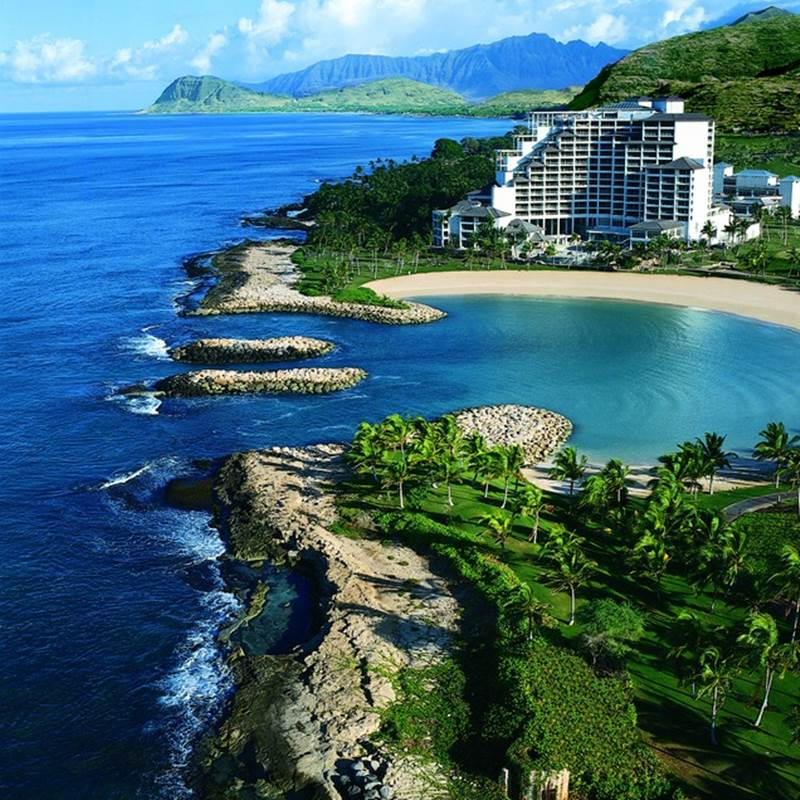 Win a stay at Marriott's Ko Olina Beach Club