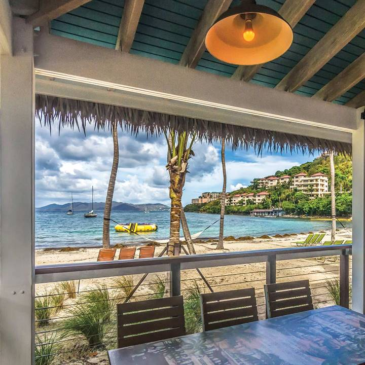 Win a 5 days/4 nights at the Wyndham St. Thomas