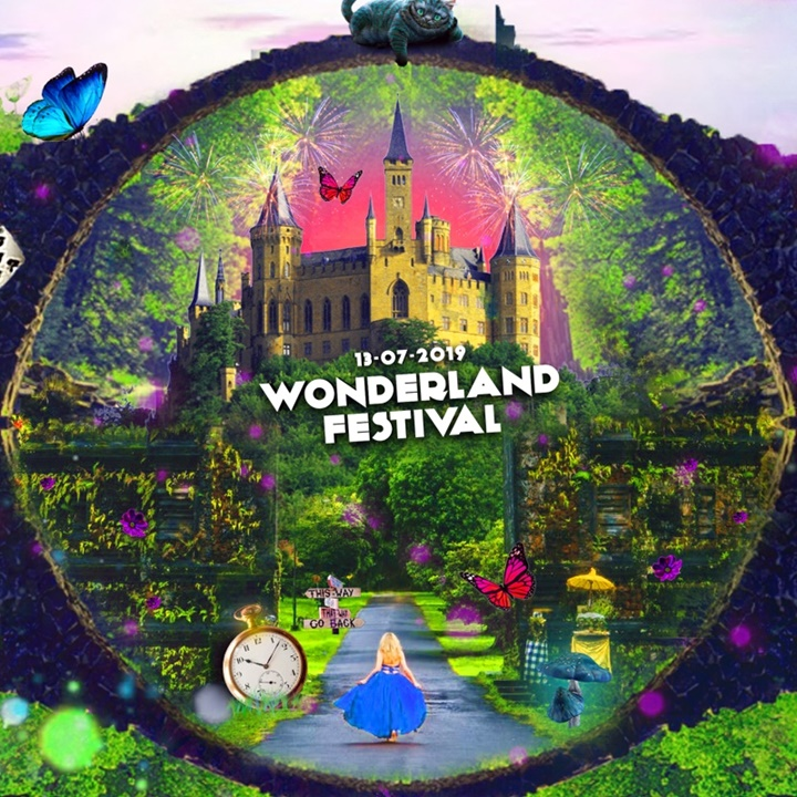 Win a Trip to Wonderland Festival