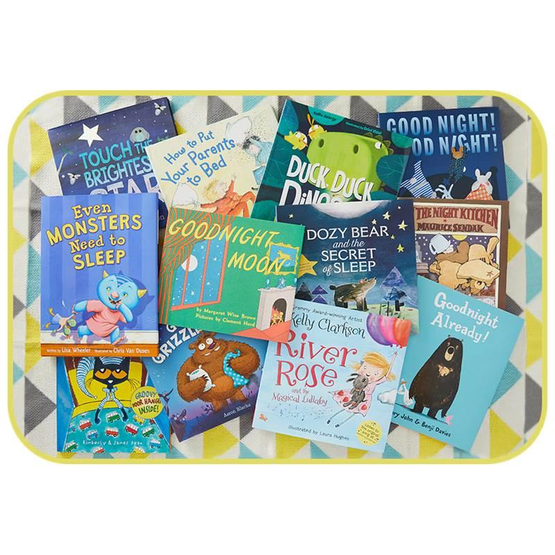 Win a HarperCollinsChildren'sBooks Bedtime Books