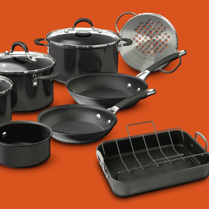 Win A Circulon Momentum Cookware Set Plus Roaster