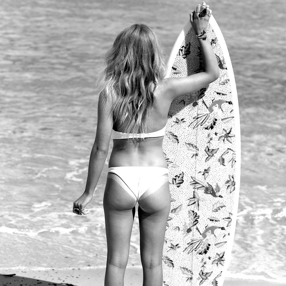 Win a Limited Edition Samantha Wills surfboard
