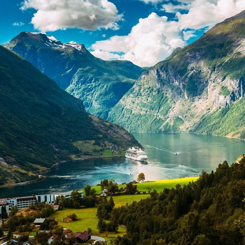 Win A 7 Day 'Fjords Of Norway' Escorted Rail Journey