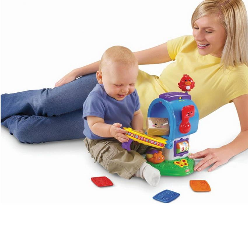 Win A Family Trip To The Fisher Price Play Lab