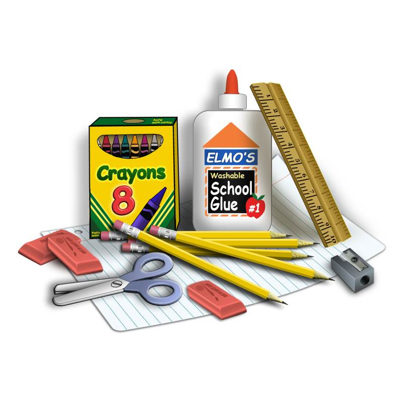 Win a School Essentials Supply