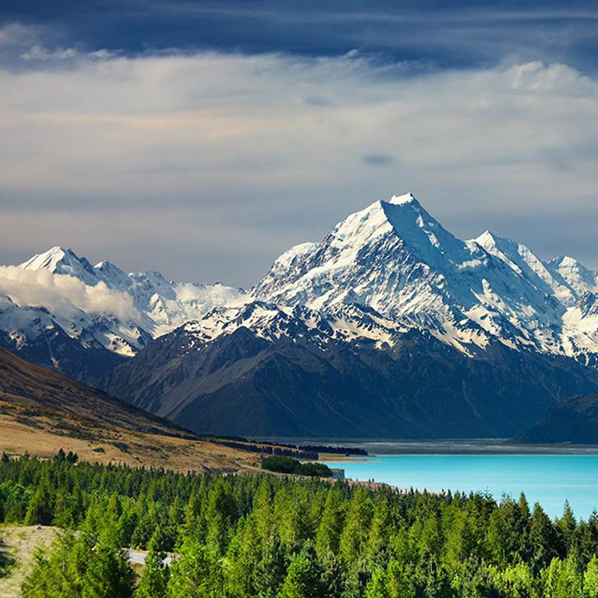 Win A Trip For 2 To New Zealand