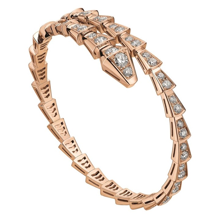 Win a Serpenti Bracelet for Women from Bulgari