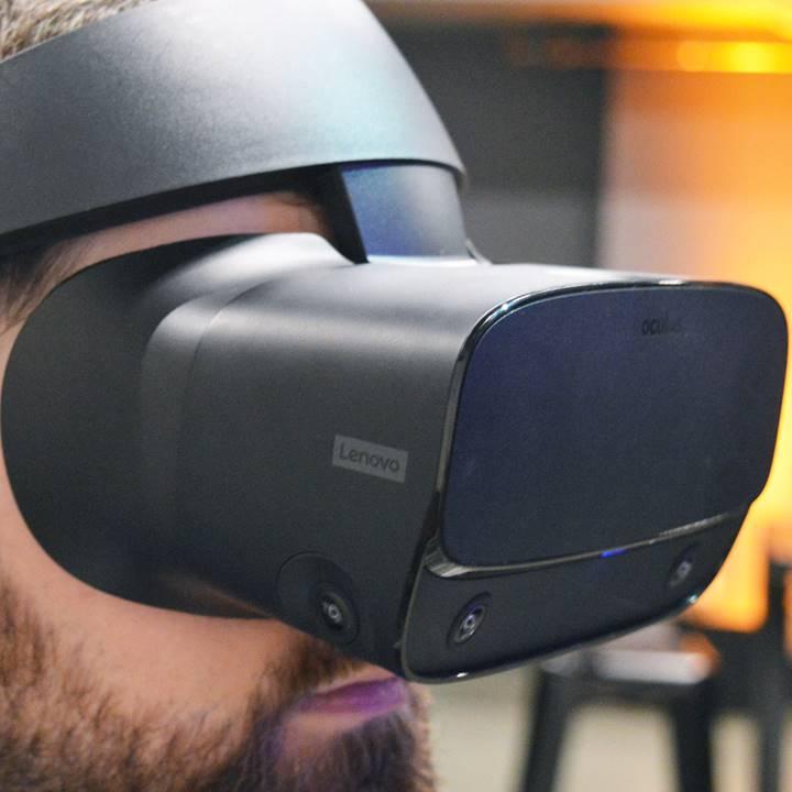 Win a Lenovo Oculus Rifts S VR Headset