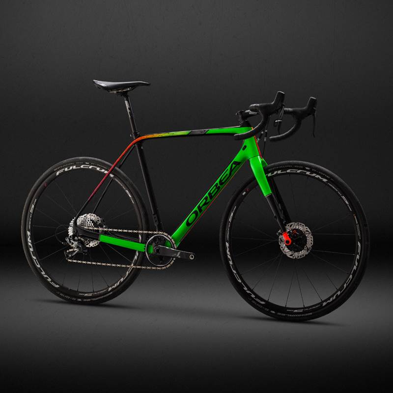 Win a Orbea Terra M21D Bike