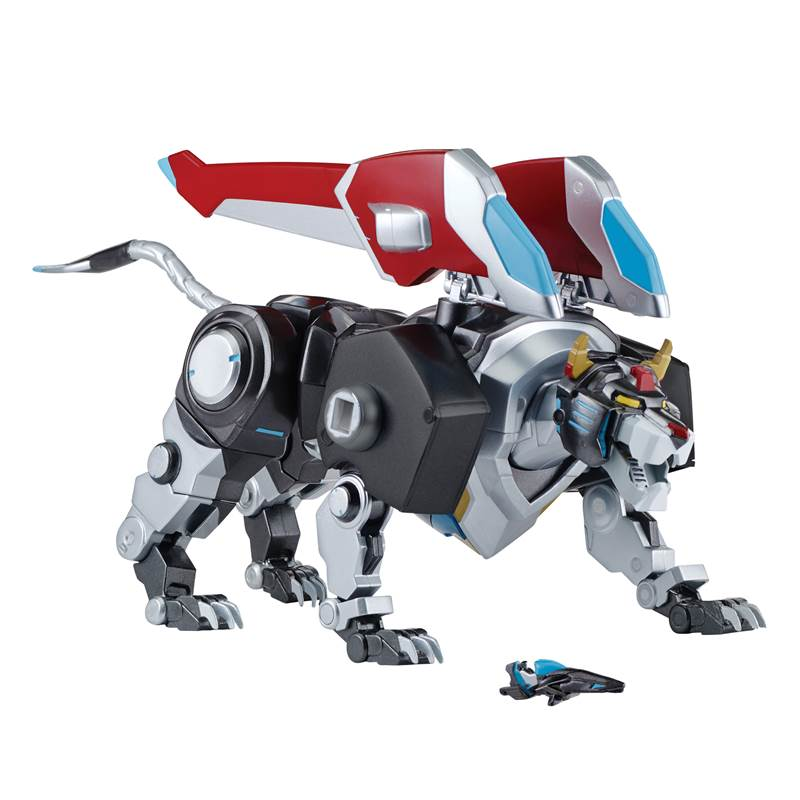 Win a DreamWorks Voltron Legendary Defender Die-Cast Metal Defender lions