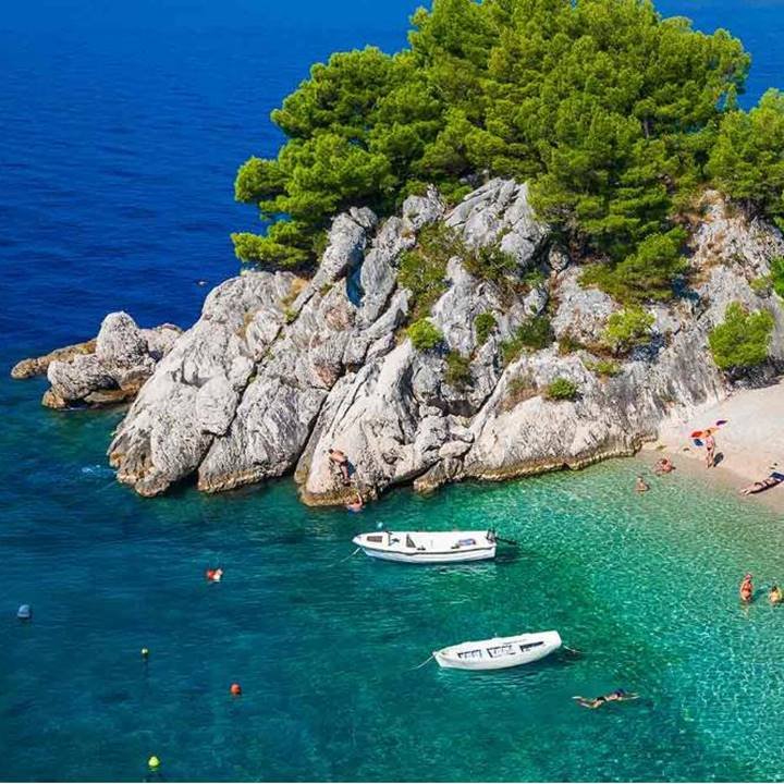 Win a free trip to Croatia