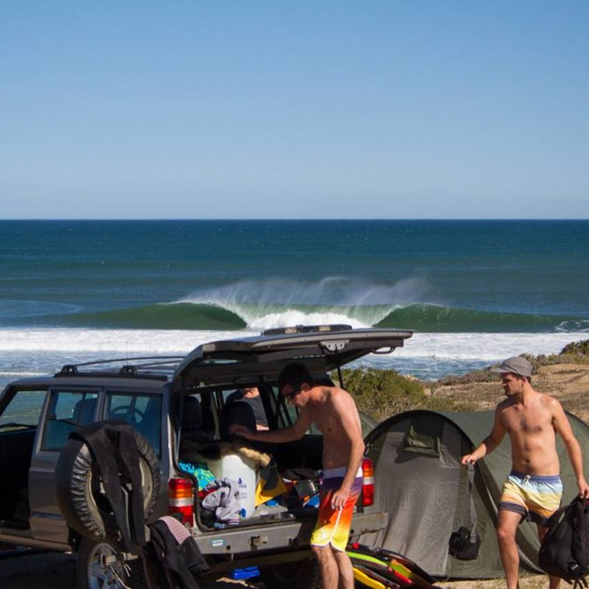 Win a South African Surf Trip
