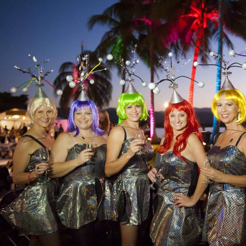 Win A Luxury Escape To Port Douglas Carnivale!