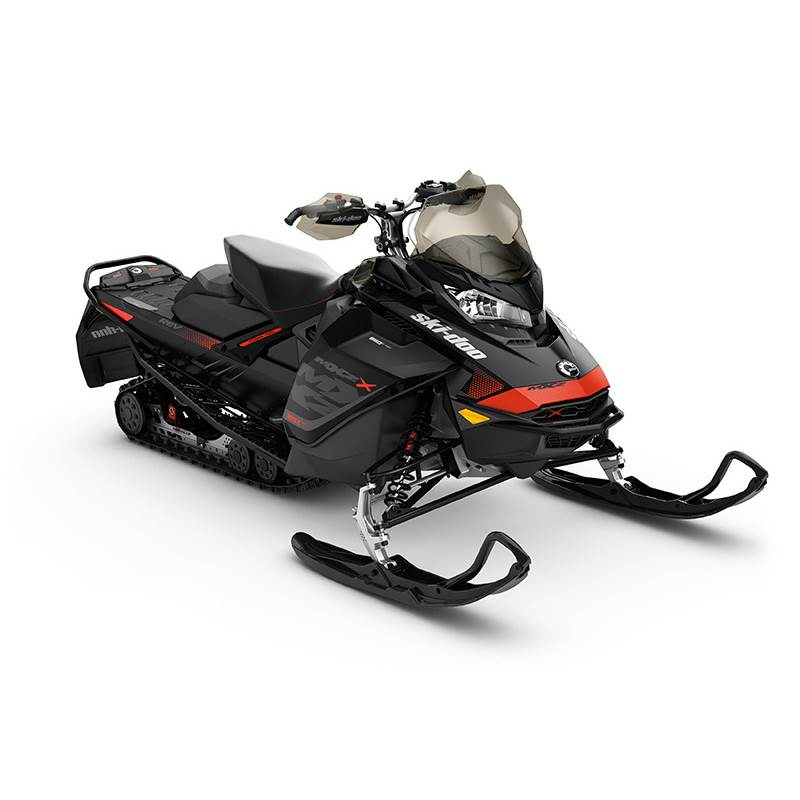 Win a Kicker Edition Ski-Doo MXZ X 850 E-TEC