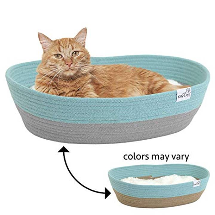 Win a Cotton Rope Cat Bed