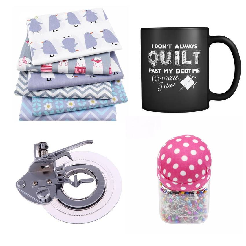 Win An $800 Quilting Gift Box