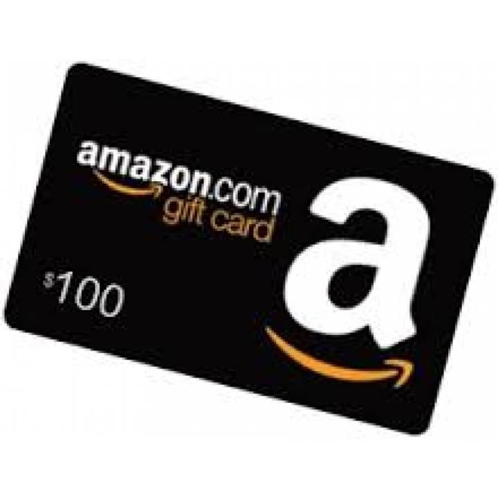 Win a $100 Amazon Gift Card