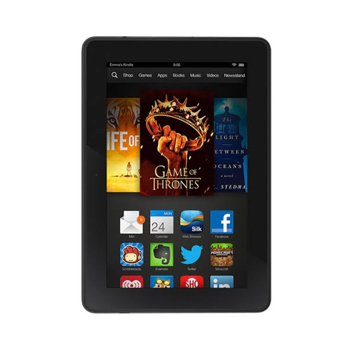 Win a $250 Gift Card, Plus a Kindle Fire and a $50 Amazon Gift Card