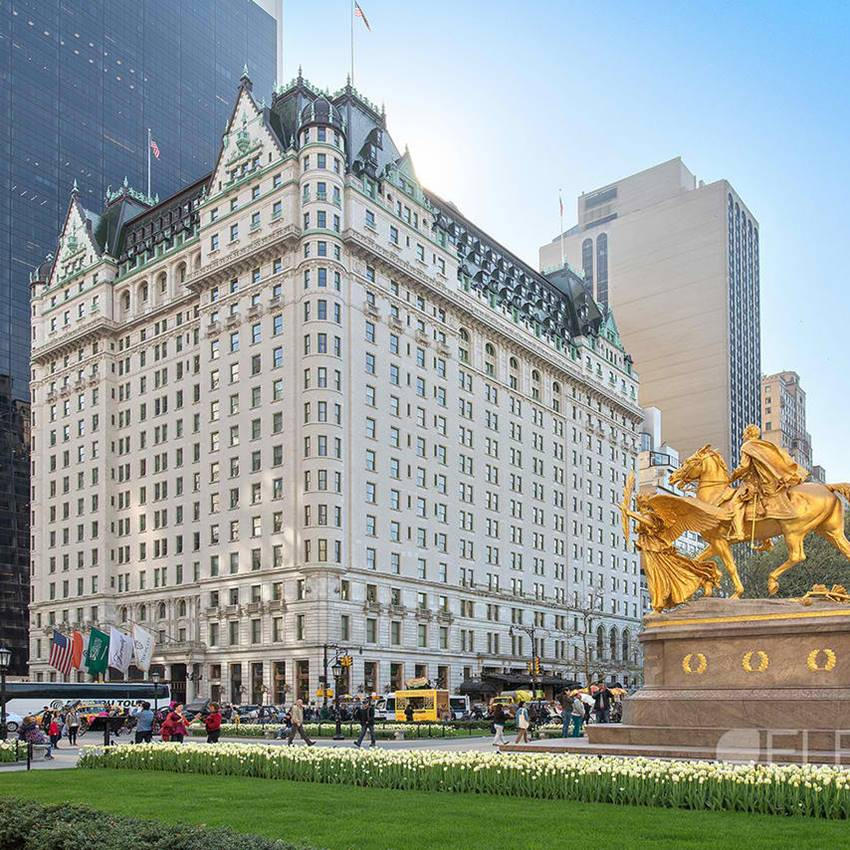 Win a 2-Night Stay @ The Plaza Hotel