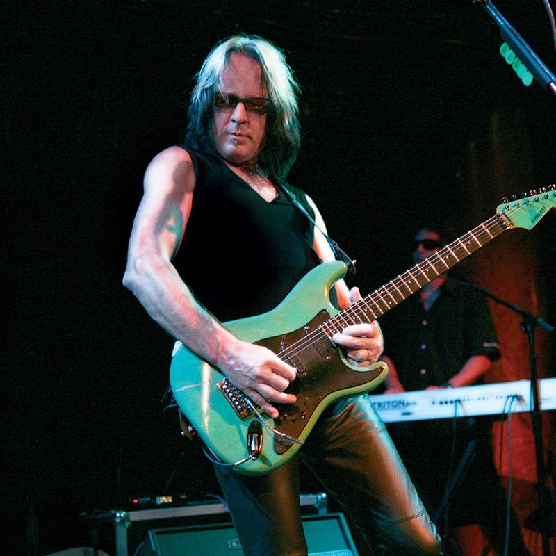 Win a Todd Rundgren's Utopia Guitar