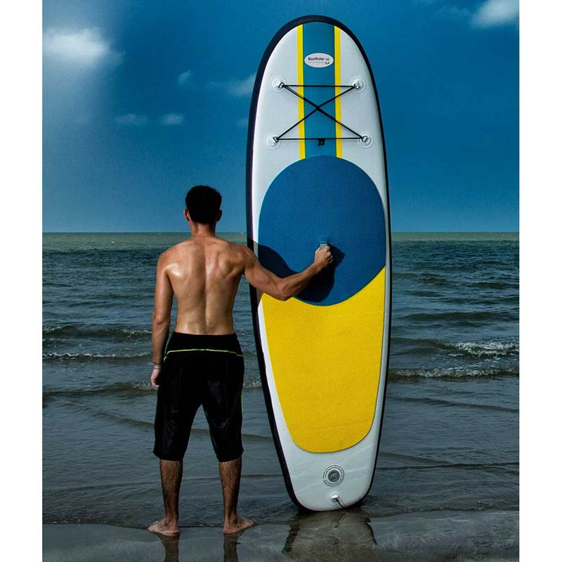Win a Blue Water Toys Inflatable Stand Up Paddle Board