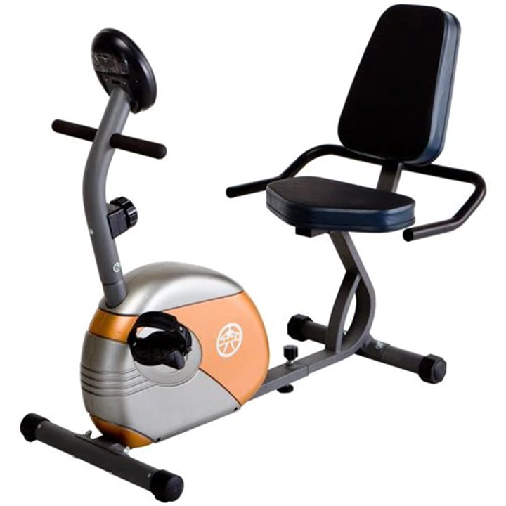 Win a Marcy Recumbent Exercise Bike with Resistance Or Amazon Gift Card
