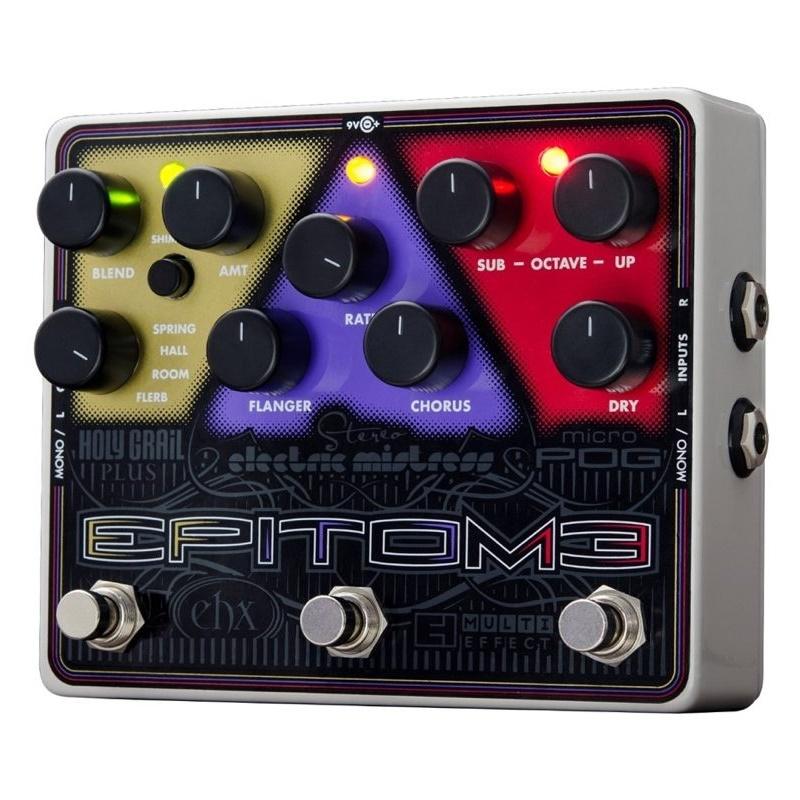 Win a Electro-Harmonix Pedals