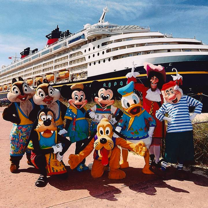 Win a  5 day/4 night Disney Cruise Line Vacation