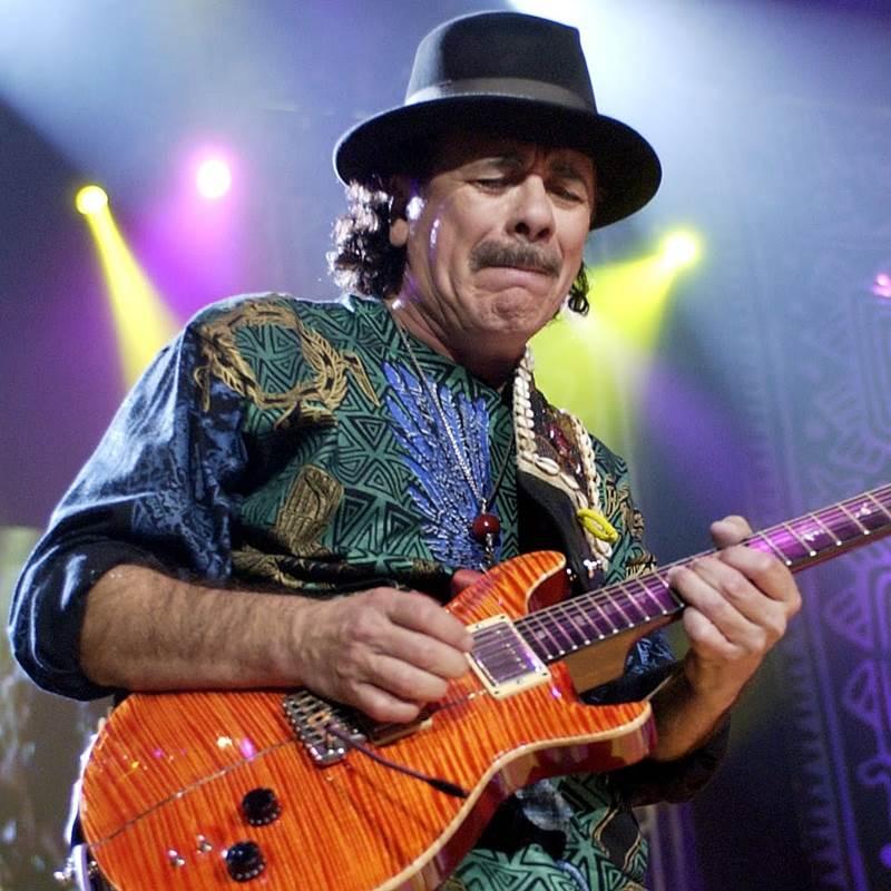 Win a tickets to see Santana